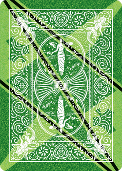 Bicycle Matcha - Bocopo Playing Cards
