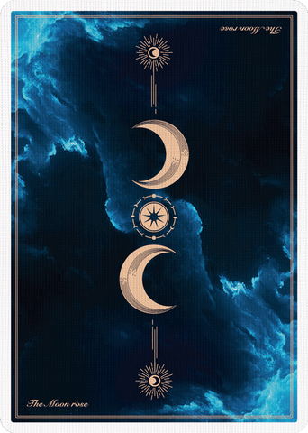 Luna Moon - Bocopo Playing Cards