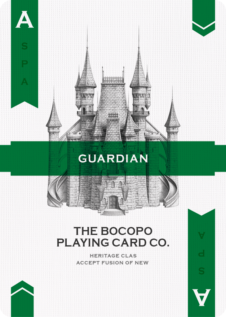Guard - Bocopo Playing Cards