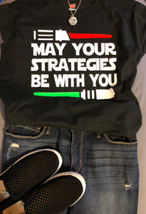 May your strategies be with you