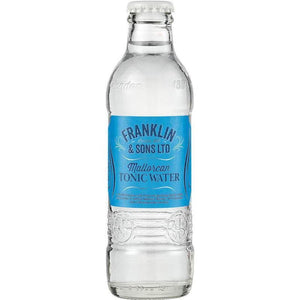 Franklin & Sons - Mallorcan Tonic Water 200ml - WhataHoot Gin