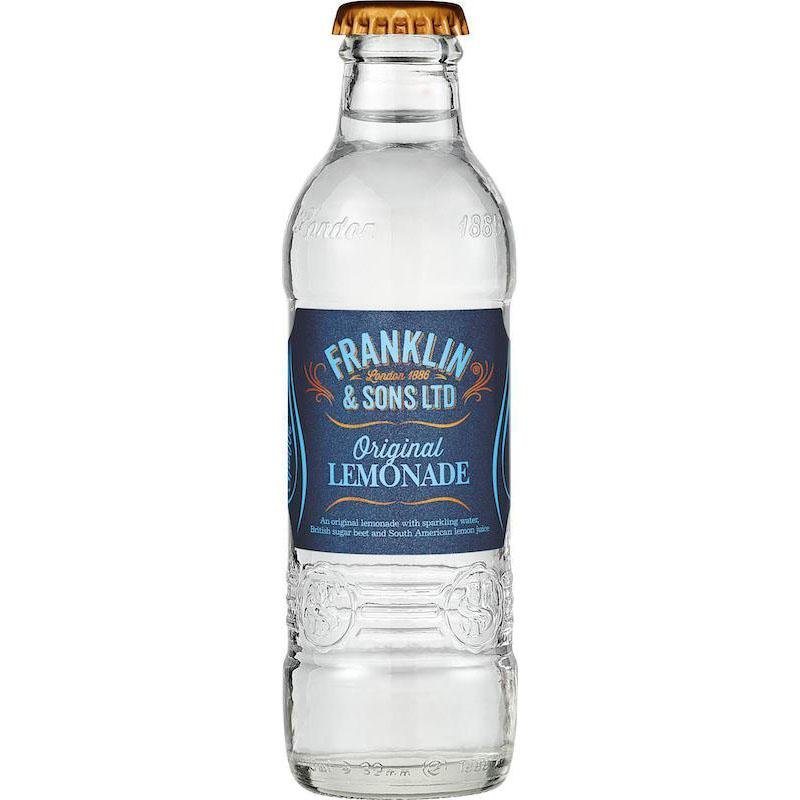 Franklin & Sons - Original Lemonade 200ml - WhataHoot Gin