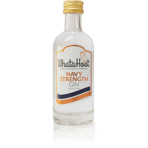 Navy Strength Gin 5cl - WhataHoot