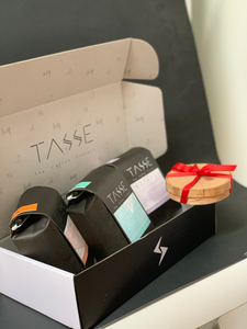 TASSE BOX - TASSE COFFEE PROJECT