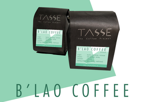 B'LAO COFFEE - TASSE COFFEE PROJECT