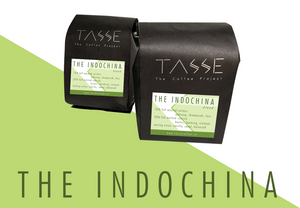 THE INDOCHINA - TASSE COFFEE PROJECT