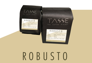 ROBUSTO - TASSE COFFEE PROJECT