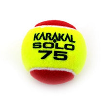 Load image into Gallery viewer, Karakal Solo 75 Tennis Balls - Red