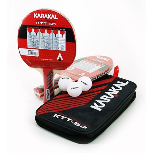 Karakal KTT 50 Table Tennis Set (2 Bat Set)