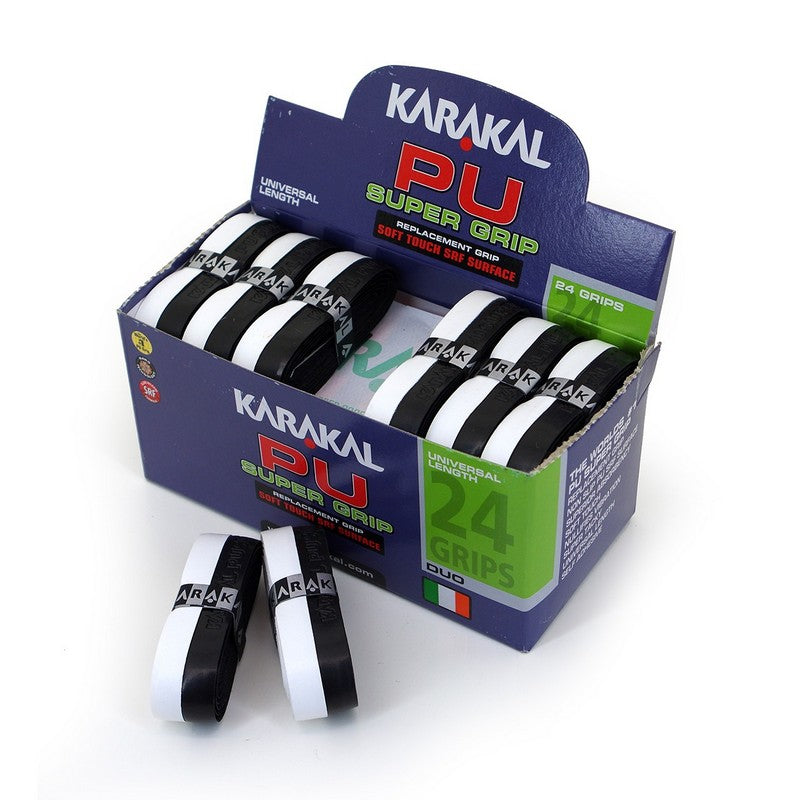 Karakal Duo Grip- Black/White