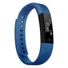 Fitness Tracker Smart Bracelet Bluetooth all Remind Remote Self-Timer Smart Watch Activity TracWireless Pedometer Sport Band Sleep Monitor for Android iOS Phone