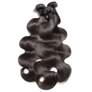 Brazilian Body Wave Virgin Clip-In Human Hair Extensions by Soie Virgin Hair Extensions In Atlanta, Georgia. We deliver or ship everywhere. Call 404-669-6832 or visit https://SoieHair.com