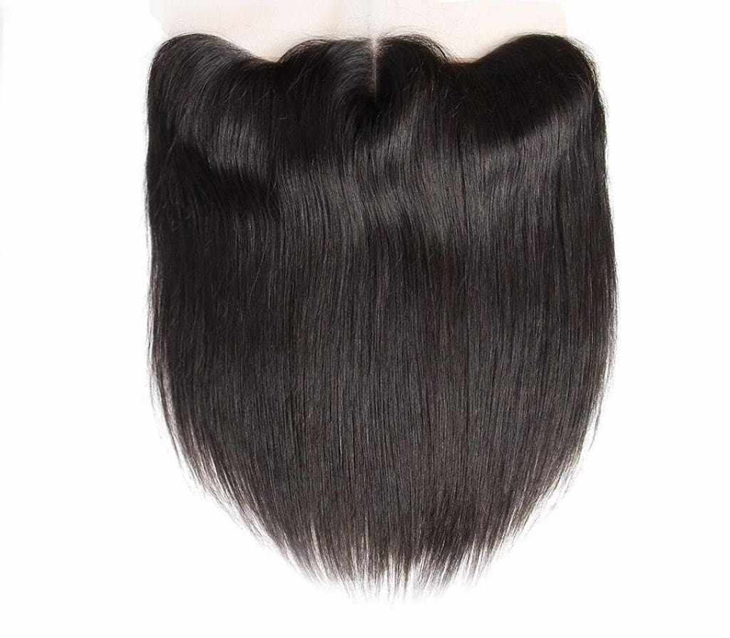 Brazilian Straight Hair Frontals - Brazilian Virgin Hair Extensions