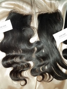 Ukunyuka kweeNwele: I-12A i-Body Wave Raw Indian / Mink Virgin Extensions Hair - Izandiso zeenwele