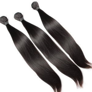 Malaysian Straight Virgin Hair Extensions