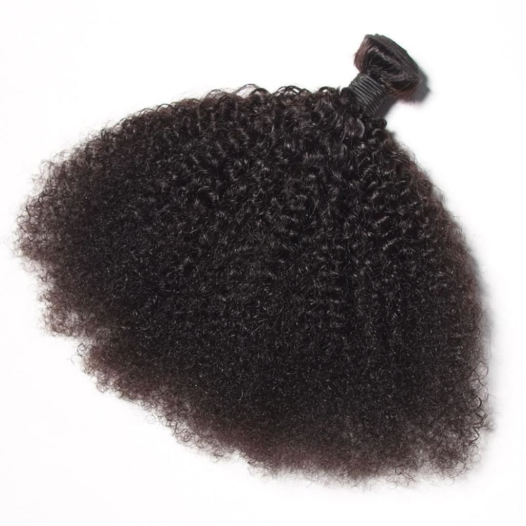 Natural Afro Kinky Human Hair Extensions by Soie Virgin Hair Extensions In Atlanta, Georgia. We deliver or ship everywhere. Call 404-669-6832 or visit https://SoieHair.com