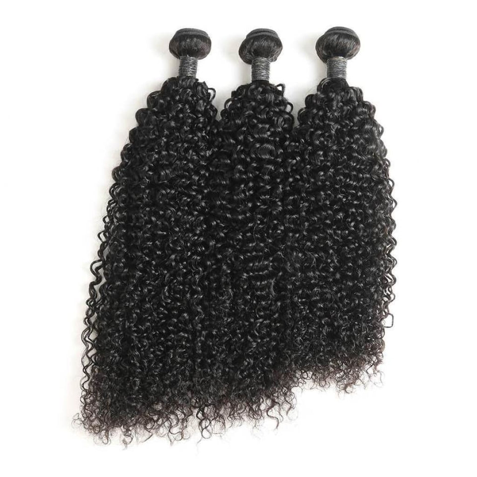 Natural Curly Curly Hair Extensions - Hair Extensions