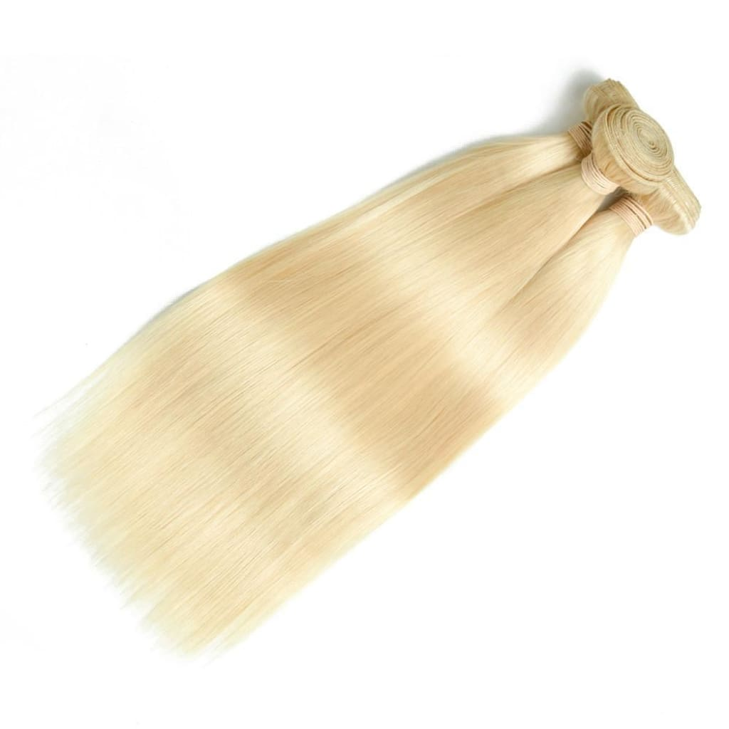 Raw Indian/Mink Straight Blonde Virgin Human Hair Extensions by Soie Virgin Hair Extensions In Atlanta, Georgia. We deliver or ship everywhere. Call 404-669-6832 or visit https://SoieHair.com