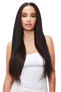 Raw Indian / visón Straight Virgin Hair Hair Extensions por Soie Virgin Hair Extensions en Atlanta, Georgia. Entregamos ou enviamos a todas partes. Chama a 404-669-6832 ou visite https://SoieHair.com