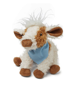 "Moo Moo Cow - 14"" plush - Good Friends Farm"
