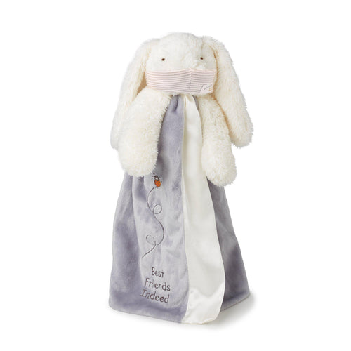 Bloom Bunny Buddy Blanket with Face Mask