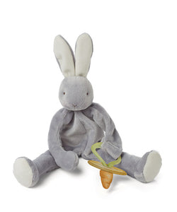 Bloom Bunny Silly Buddy - glacier gray