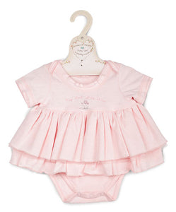 My First Girlie Dress 3-6 mo.