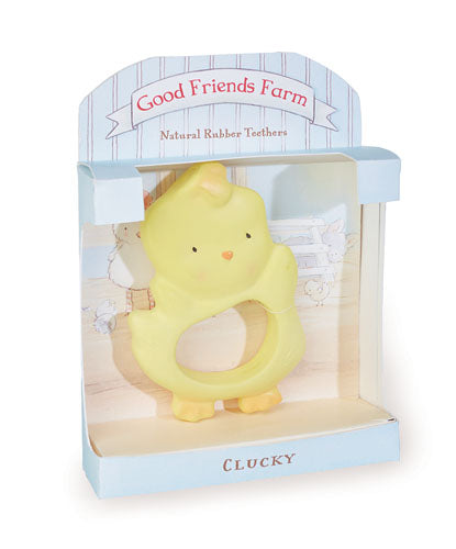 Clucky Teether