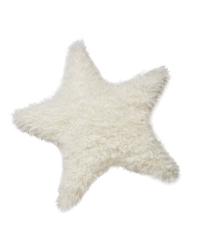 Furry Star Pillow