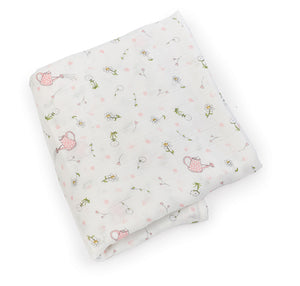 Sprinkle Delight Swaddle Blanket