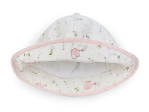 Sprinkle Delight Sun Hat - 12 mo