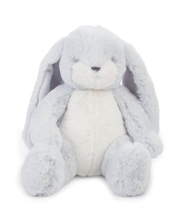 "Little Nibble Bunny - 12"" - gray"