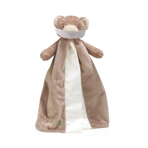 Cubby the Bear Buddy Blanket with Face Mask