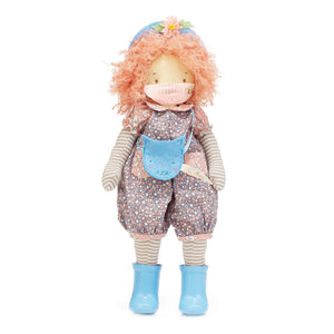 Rosie Girl Friend Doll with Face Mask