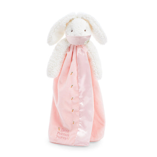 Blossom Bunny Buddy Blanket with Face Mask