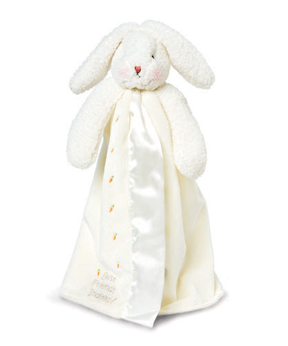 Bun Bun Buddy Blanket - white