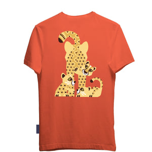 CEP Adult Cheetah T-shirt Limited Edition (Preorder - delivery Mid August 2020)
