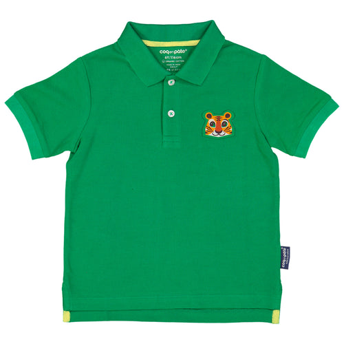 CEP Adult Polo Tiger - Limited Edition (Preorder - delivery Mid August 2020)