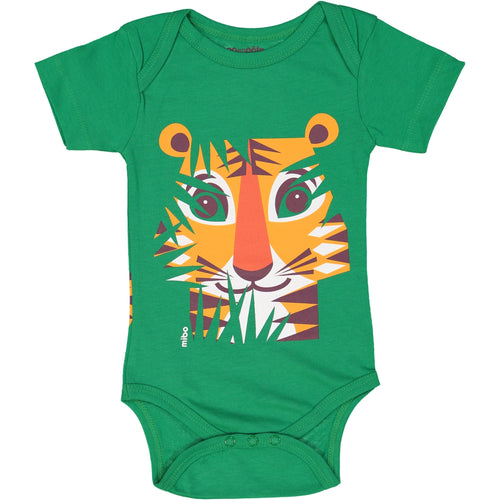 CEP - Tiger Short Sleeves Bodysuit