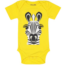 CEP - Zebra Short Sleeves Bodysuit