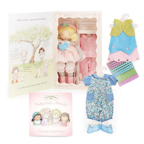 The Elsie Girl Friend Doll and Book Set