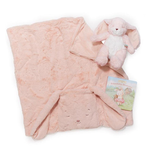 Blossom Bunny Tuck Me In Gift Set