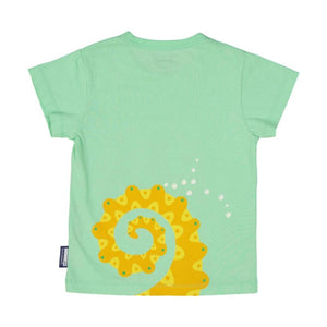 CEP - Seahorse Short Sleeve T-Shirt (Kids Love The Ocean)