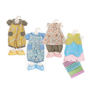 Dress Me Up Doll Clothes Bundle Gift Set *Doll not included
