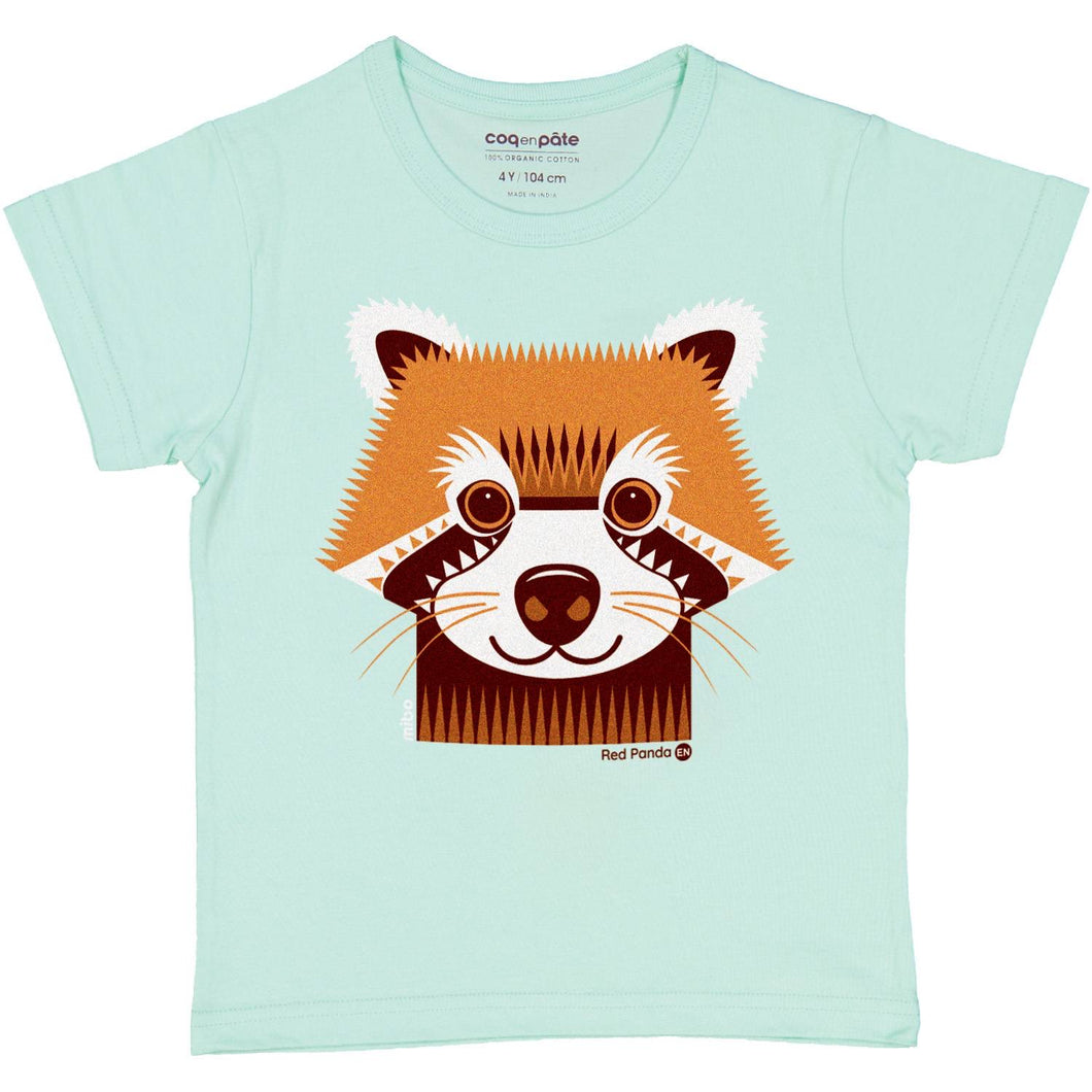 CEP - Red Panda Short Sleeve T-Shirt
