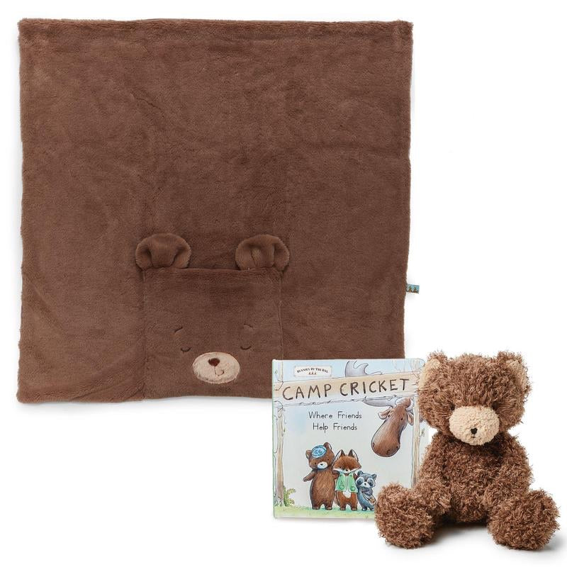 Cubby Tuck Me In Gift Set