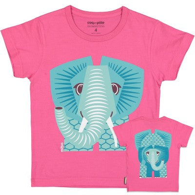 CEP - Elephant Short Sleeve T-Shirt