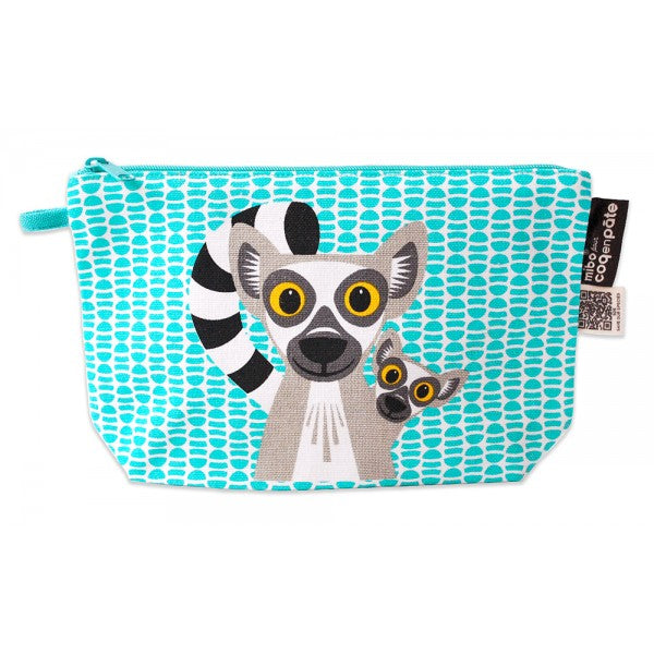 CEP - Lemur Pencil Case