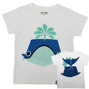 CEP - Whale Short Sleeve T-Shirt