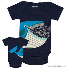 CEP - Whale Short Sleeves Bodysuit
